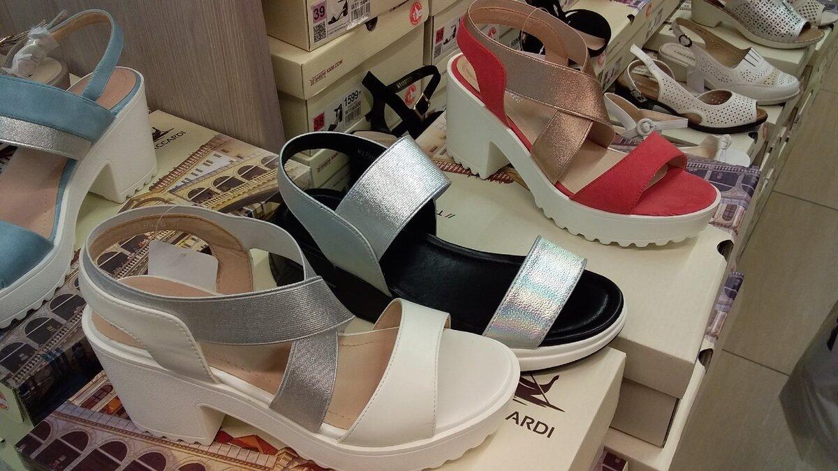 Что мне нравится в Кари, так это то, что можно выбрать обувь женщине любого возраста. А по такой цене и не одну пару на сезон