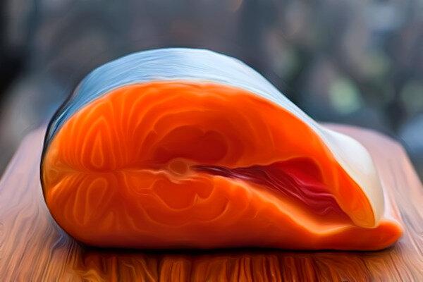 Чудо-рыба кижуч: для вашего идеального кето