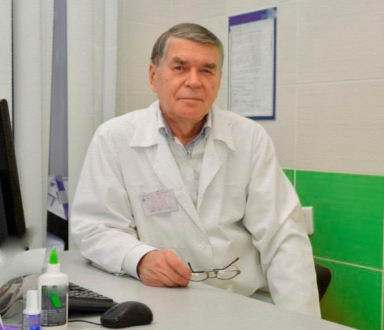 врач гепатолог, мой бывший одноклассник