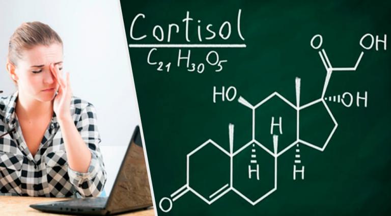 Высокий кортизол: причины и природные средства