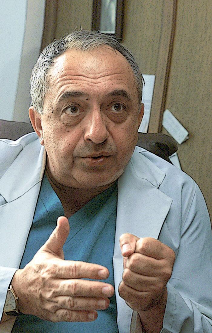 Кардиолог Ренат Акчурин