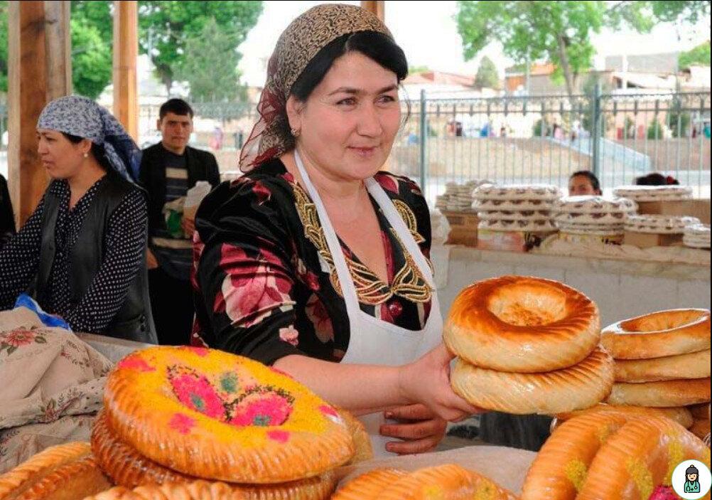 Как продавщица лепёшек из Таджикистана научила меня легко переносить очень сильную жару и спокойно работать на солнце