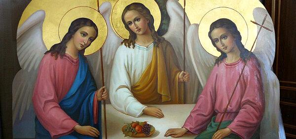 Почему говорят: Бог любит Троицу, откуда пошло это выражение