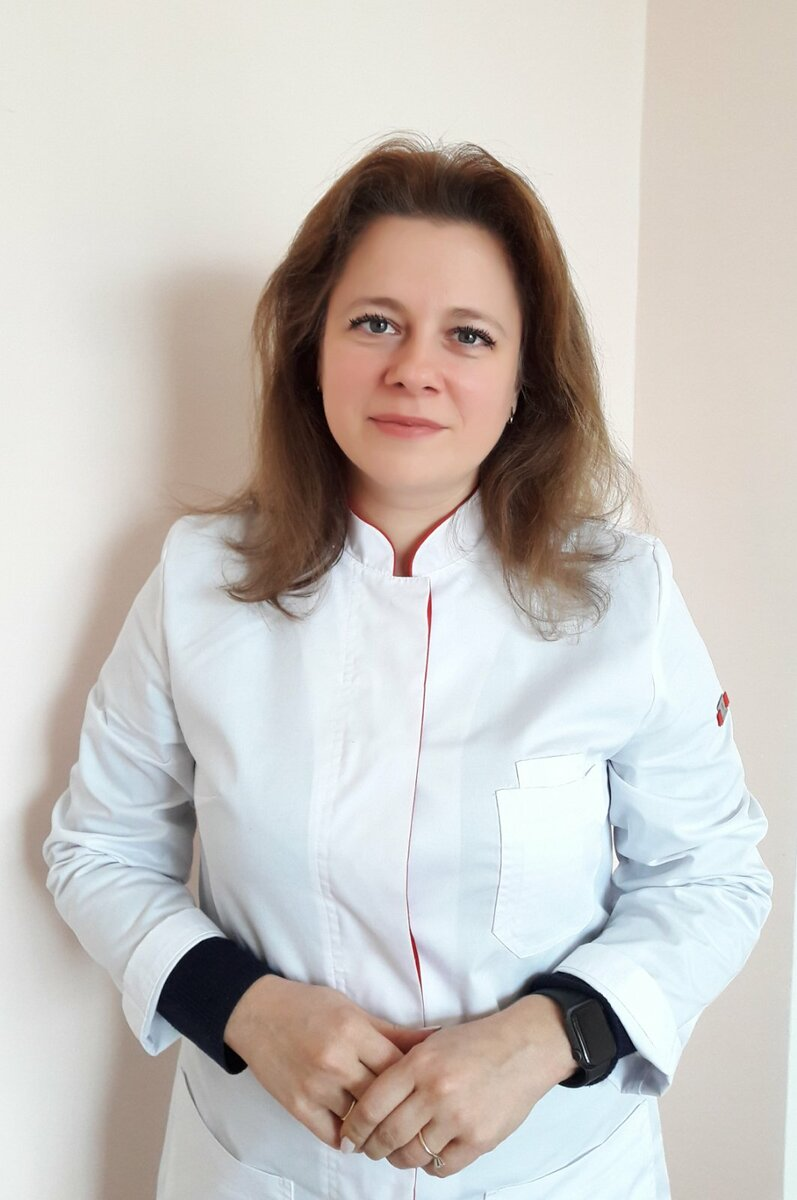 Оренбургский доктор Вероника Захаркина. Фото Инны Ломанцовой.