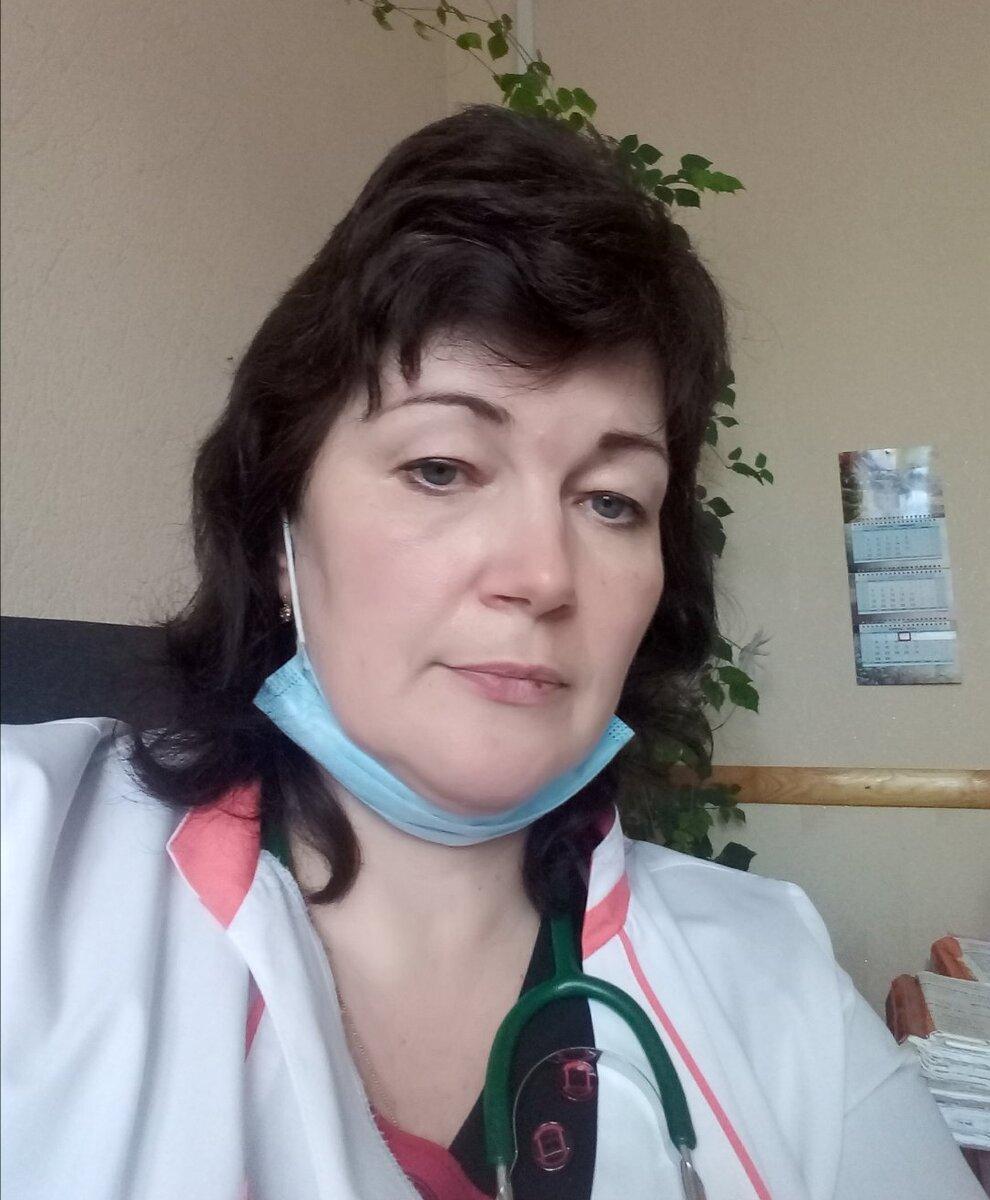 Наталья Кулакова, заведующая детской поликлиникой городской больницы Бугуруслана, Оренбургская область.
