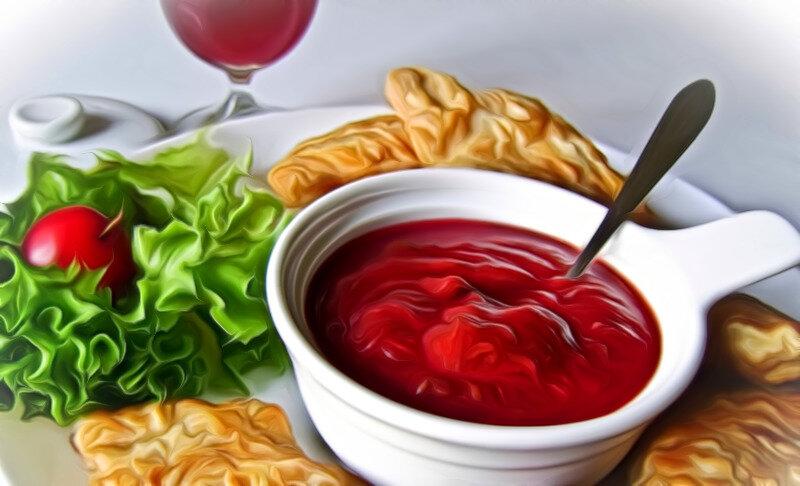 Клюквенный соус для кетодиеты: новый вкус ваших привычных блюд