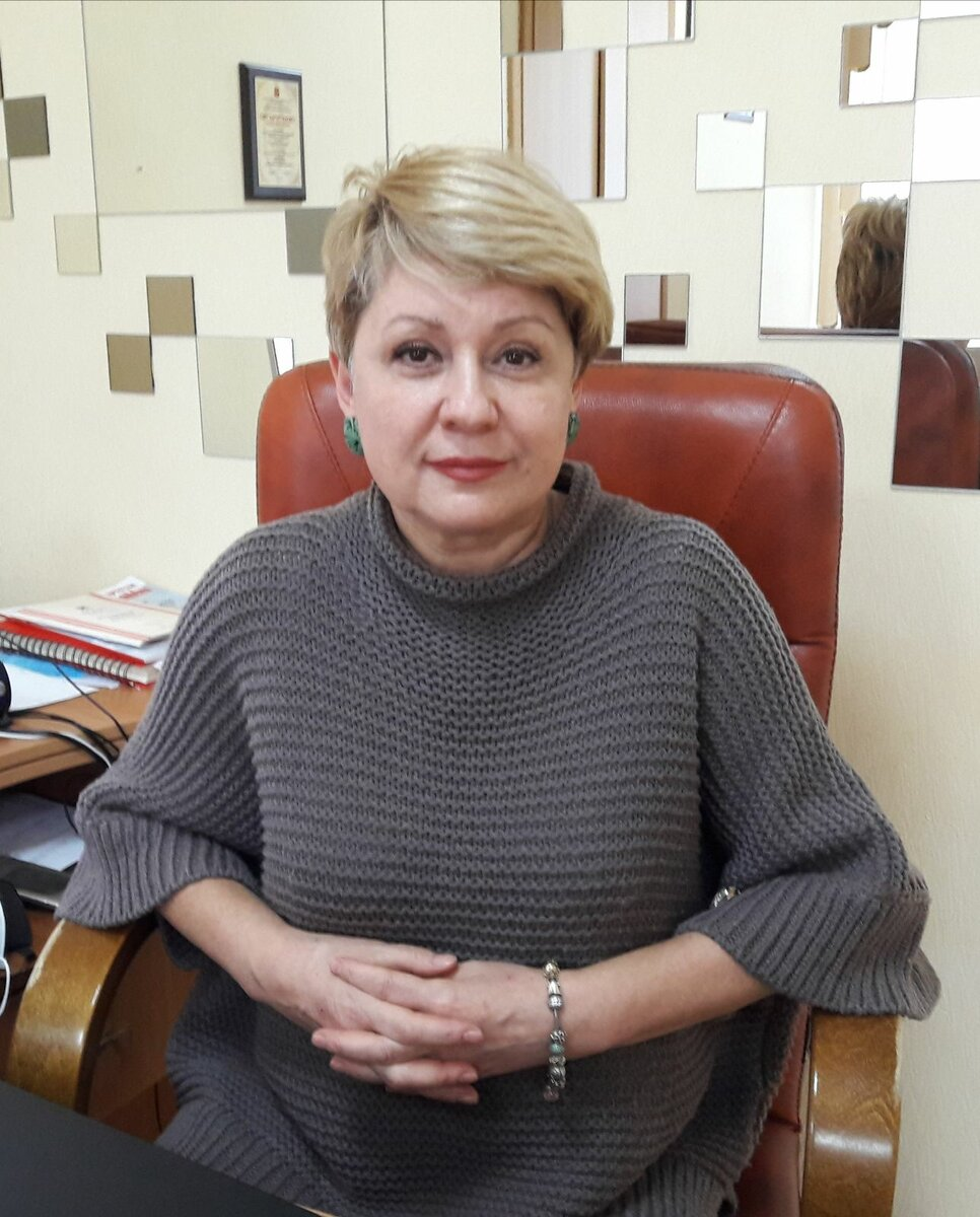 И.о. главного врача Оренбургской городской клинической больницы № 2 Светлана Сударева.