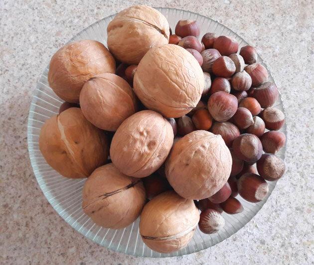 Почему безопаснее покупать орехи в скорлупе